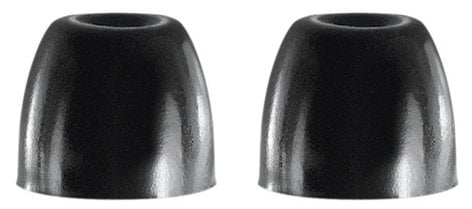 Shure EABKF1-10L Black Foam for SE Series, 5 pair, Large EABKF1-10L