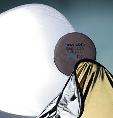 """Westcott 1030 Reflector Kit 4 in 1 42"""" 1030"""