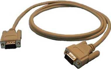 QSC DPC-2 HD15 Dataport Cable, 2 ft. DPC-2