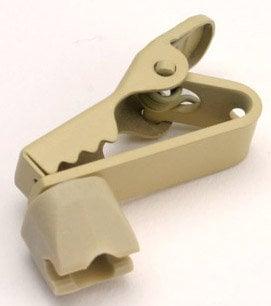 Shure RPM502 2 Lapel Clips, 2 Dual Tie Clips RPM502