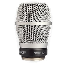 Shure RPW114 SM86 Cardioid Condenser Microphone Cartridge for Shure Wireless Handheld Transmitters RPW114