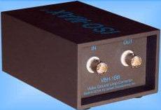 Jensen Transformers VBH-1BB 1 Channel Composite Video Ground Loop Corrector (75 Ohms) VBH-1BB