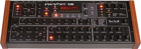 Dave Smith Instruments Prophet '08 Synthesizer Tabletop Module PROPHET-08-MODULE