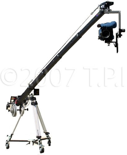 Jony Jib JONYJIB2-9 9 ft Jib Arm Rear Control Center 100mm Hub JONYJIB2-09