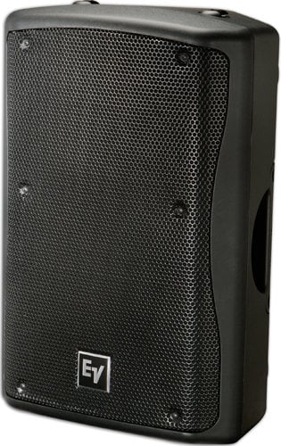 "Electro-Voice ZX3-60PIW 12"" 2-way Speaker, 600W Continuous, 60x60 Dispersion, Weatherized, White (Black shown) ZX3-60PIW"