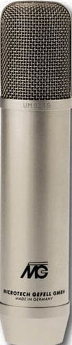 Microtech Gefell UM 92.1S Tube Condenser Microphone with Switchable Polar Patterns UM92.1S