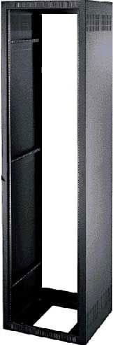 """Middle Atlantic Products ERK-2125LRD 21-Space, 25"""" Deep Stand-Alone Rack (without Rear Door) ERK21-25LRD"""