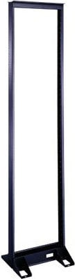 Middle Atlantic Products RL10-45 45-Space Open Frame Rack (Black) RL10-45