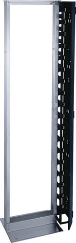 Middle Atlantic Products RLA19-1245 45-Space Aluminum Open-Frame Rack (Silver) RLA19-1245