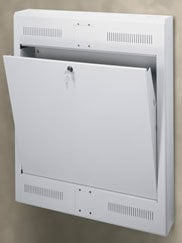 Middle Atlantic Products TOR-4-20SP 4-Space Surface-Mount Tilt-Out Wall Rack TOR-4-20SP