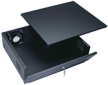 "Middle Atlantic Products VLBX-5.5 Time-Lapse VTR Lock Box (5.5"" High) VLBX-5.5"