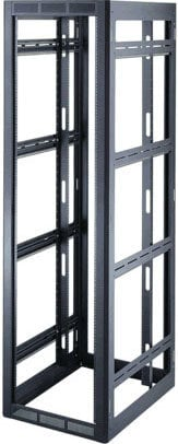 Middle Atlantic Products WRK44-27LRD 44-Space Gangable Rack Enclosure (without Rear Door) WRK44-27LRD