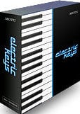 MOTU ELECTRIC-KEYS Electric Keys Keyboard Software ELECTRIC-KEYS