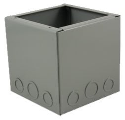 Mystery Electronics BB1000 FMCA1000 Series Floor-Mount Back Box BB1000-MYSTERY