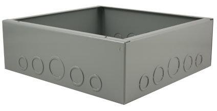Mystery Electronics BB3000 FMCA3000 Series Floor-Mount Back Box BB3000