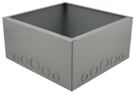 """Mystery Electronics BB3000D FMCA3000 Series Floor-Mount Back Box (6"""" Extra Depth) BB3000D"""