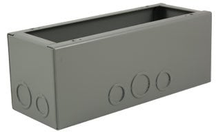 Mystery Electronics BBTC2 TC20 Series Floor-Mount Back box BBTC2