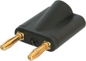 Neutrik NYS508-B Banana Plug (Black) NYS508-B
