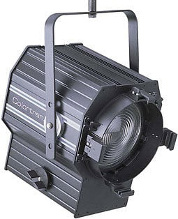 """Leviton FR2TH-50B 8"""" Theater Fresnel with C Clamp, Bare Leads FR2TH-50B"""
