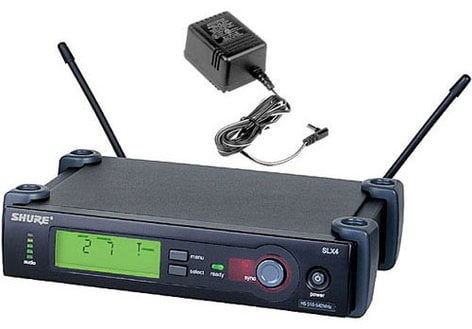 Shure SLX4L Receiver with Logic Output SLX4L