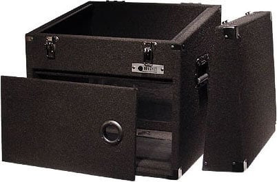 Odyssey CXC906 Carpeted DJ Case (9-Space Top, 6-Space Front) CXC906