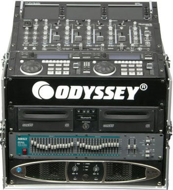 Odyssey FR1006 Flite Case (10-Space Top, 6-Space Bottom) FR1006