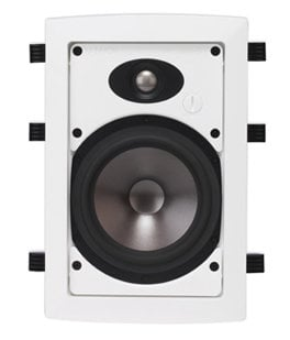 Tannoy IW6DS Speaker, In-Wall 2-way, 8 Ohm IW6DS