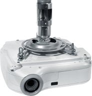 Peerless PJF2-1-S Projector Mount (Mount Only, Silver) PJF2-1-S