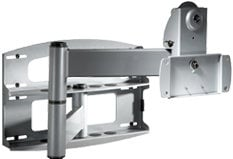 "Peerless PLA60-UNLP-GB Articulating Arm for 37""-60"" Flat Panel Screens (Gloss Black) PLA60-UNLP-GB"