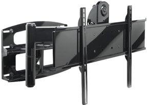 "Peerless PLAV60-UNLP-GB  HG Series Articulating Wall Arm for 37""-60"" Flat Panel Screens (with Vertical Adjustment) PLAV60-UNLP-GB"