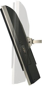 "Peerless SP740P Mount, LCD SmartMount® Pivot Wall Arm (for 22-37"" Screens, VESA Compatible) SP740P"