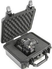 Pelican Cases 1200 Small Silver Case PC1200-SILVER