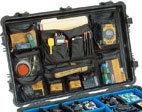 Pelican Cases 1519 Black Lid Organizer for 1510 Case PC1519