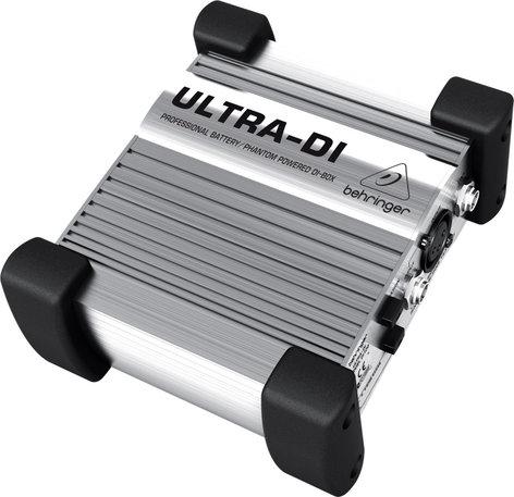 Behringer DI100 Ultra Di Direct Box DI100-ULTRA-DI