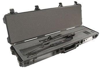 Pelican Cases PC1750-BLACK Large Black Weapons Case PC1750-BLACK