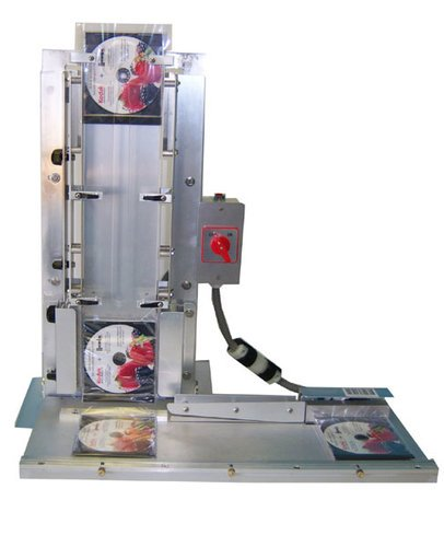 Recordex USA Inc. SWDVD200 CDV200 OverWrapper Machine SWDVD200