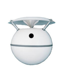 Soundsphere Loudspeakers Q-8 Foreground and Background Spherical Ceiling Speaker, White finish Q-8