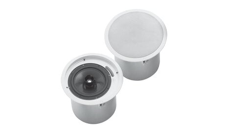 """Electro-Voice EVID C8.2 Pair of 8"""" 70/100V Coaxial Ceiling Speakers C8.2"""