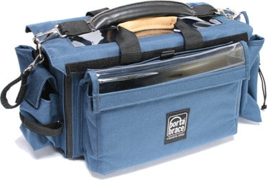 "Porta-Brace AO-2X Audio Organizer Case (14 x 6 x 8"" Interior) AO-2X"