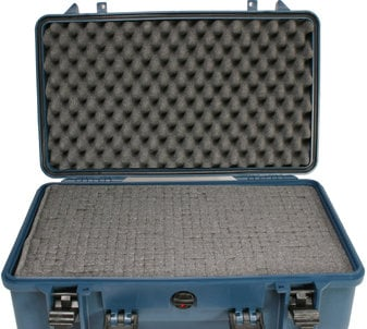 """Porta-Brace PB-2400F Hard Case with Foam Interior (14.75"""" x 10.5"""" x 6.25"""" Interior) PB2400F"""