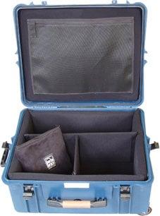 Porta-Brace PB-2500DK Vault Hard Case (with Divider Kit) PB2500DK