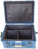 Porta-Brace PB-2550DK Vault Hard Case with Divider Kit PB2550DK
