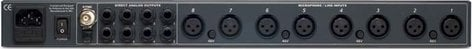 PreSonus DigiMax D8 8-Channel Preamplifier with 24-Bit ADAT Digital Output DIGIMAX-D8