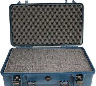 Porta-Brace PB-2700F Safeguard Field Production Vault Hard Case with Foam Interior PB2700F