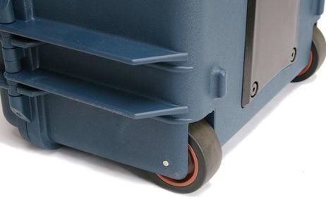 Porta-Brace PB-2750F Extra Large Wheeled Vault Hard Case (with Foam Interior) PB2750F