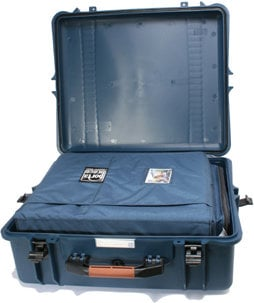 Porta-Brace PB-2750IC Vault Hard Case with Soft Interior Case PB2750IC