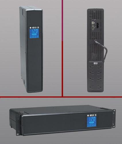 Tripp Lite SMART1500LCD  UPS System SmartPro 1500VA Digi SMART1500LCD