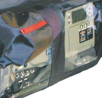 Porta-Brace RS-22 Rain Slicker (Black) RS22