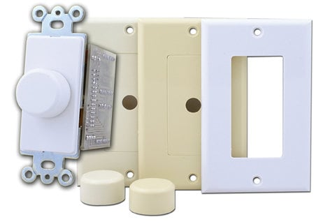 Speco Technologies IMP-80D 80w Impedance Matching Rotary Volume Knob Control IMP-80D