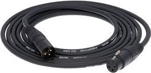 Pro Co MMRC-15 15 ft. MasterMIKE Mic Cable: Right Angle XLR-M to XLR-F MMRC-15